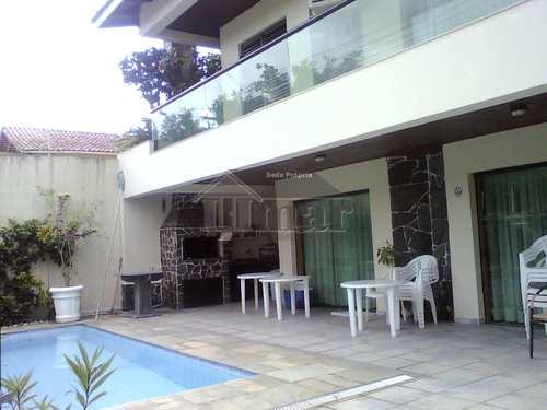 Casa, código 4235 em Guarujá, bairro Praia da Enseada