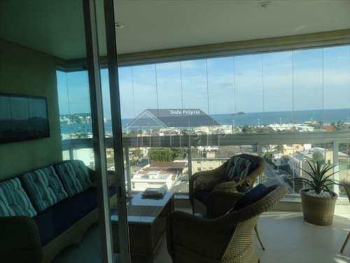 Apartamento, código 4054 em Guarujá, bairro Balneário Cidade Atlântica