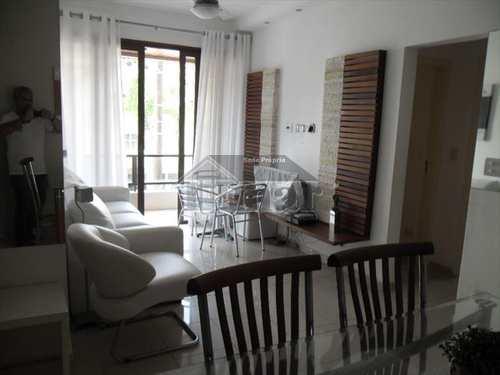 Apartamento, código 3897 em Guarujá, bairro Praia da Enseada