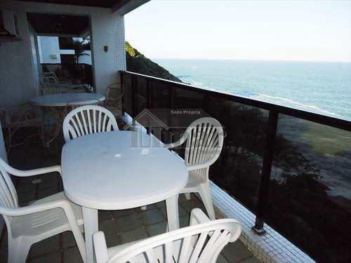 Apartamento, código 3555 em Guarujá, bairro Praia da Enseada