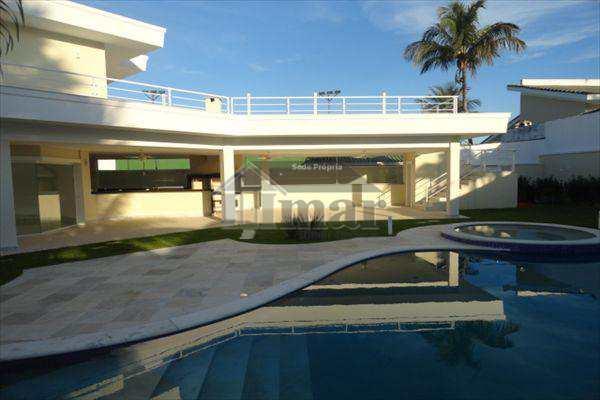 Casa em Guarujá, no bairro Jardim Acapulco