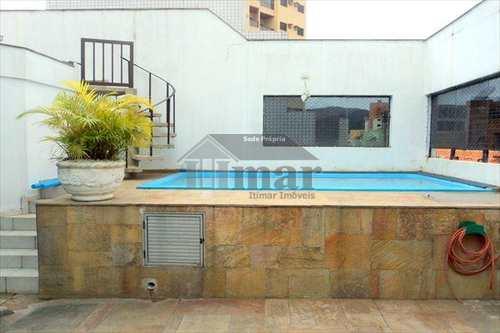 Cobertura, código 3299 em Guarujá, bairro Praia da Enseada