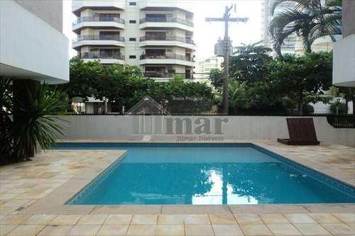 Apartamento, código 3264 em Guarujá, bairro Praia da Enseada