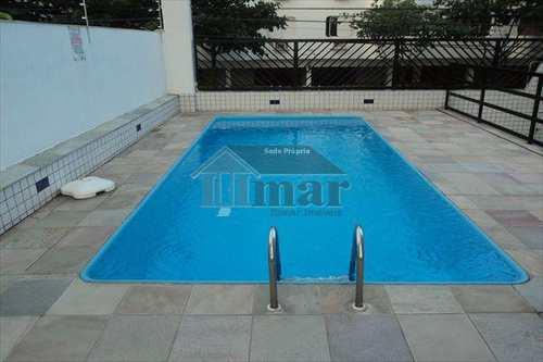 Apartamento, código 3234 em Guarujá, bairro Praia da Enseada