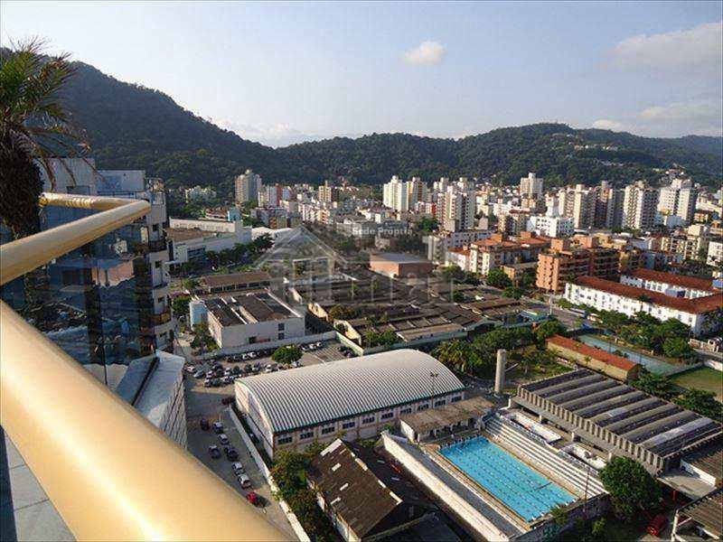Cobertura em Guarujá, no bairro Jardim Tejereba