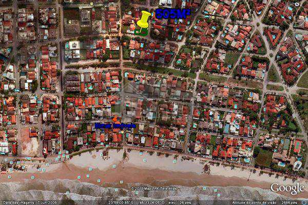 Terreno em Guarujá, no bairro Enseada