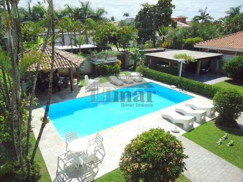 Casa, código 2344 em Guarujá, bairro Jardim Virgínia