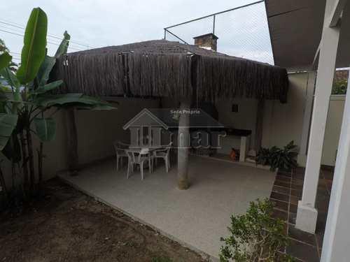 Casa, código 1632 em Guarujá, bairro Jardim Virgínia