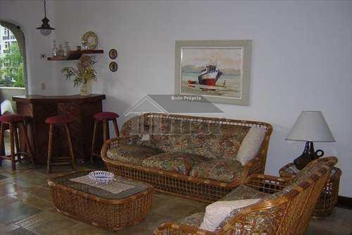 Apartamento, código 823 em Guarujá, bairro Praia da Enseada