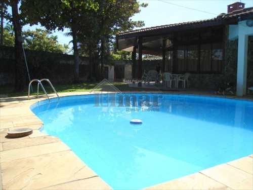 Casa, código 722 em Guarujá, bairro Jardim Virgínia
