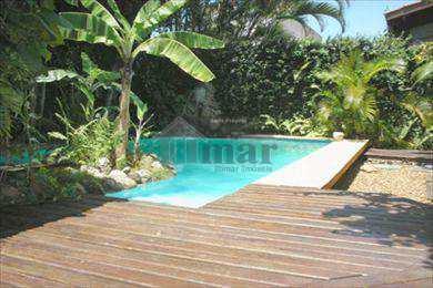 Casa, código 530 em Guarujá, bairro Praia da Enseada