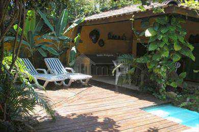 Casa em Guarujá, no bairro Praia da Enseada