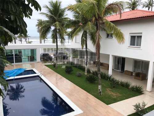 Casa, código 5013 em Guarujá, bairro Frente Ao Mar