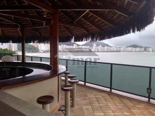 Apartamento, código 5169 em Guarujá, bairro Praia das Asturias