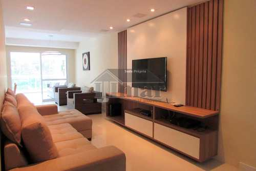 Apartamento, código 5260 em Guarujá, bairro Praia das Pitangueiras