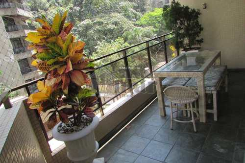 Apartamento, código 5273 em Guarujá, bairro Praia das Pitangueiras