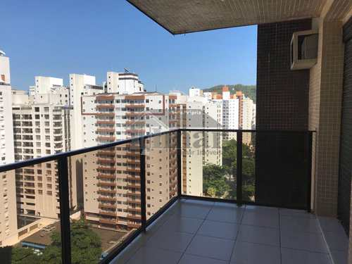 Apartamento, código 5283 em Guarujá, bairro Praia das Pitangueiras