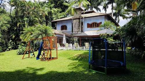 Casa de Condomínio, código 5294 em Guarujá, bairro Iporanga