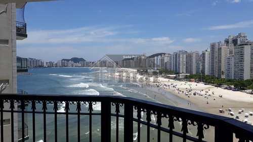 Apartamento, código 5362 em Guarujá, bairro Praia das Pitangueiras