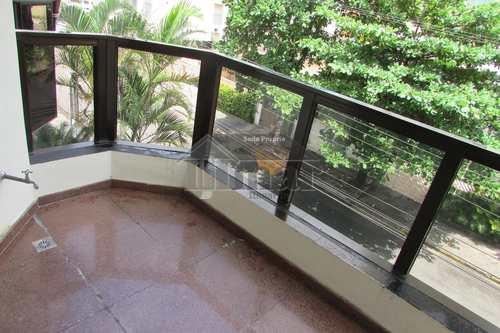 Apartamento, código 5382 em Guarujá, bairro Balneário Guarujá