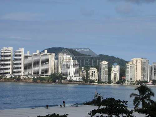 Apartamento, código 5424 em Guarujá, bairro Praia das Pitangueiras