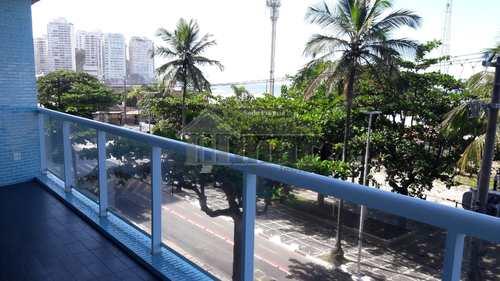 Apartamento, código 5431 em Guarujá, bairro Frente Ao Mar