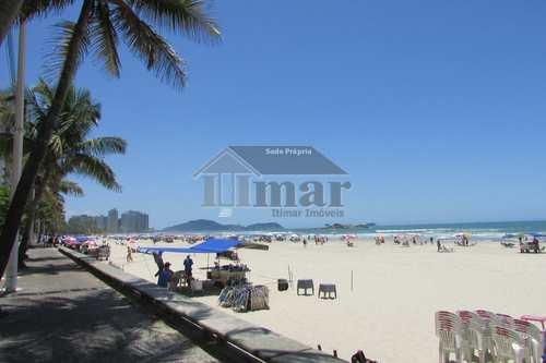 Apartamento, código 5433 em Guarujá, bairro Praia das Pitangueiras