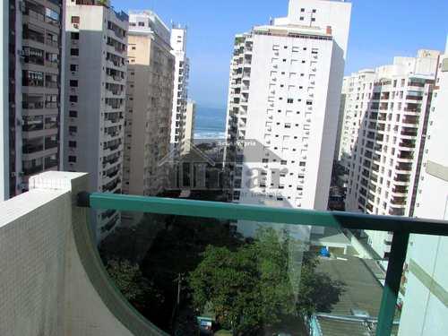 Apartamento, código 5449 em Guarujá, bairro Praia de Pitangueiras