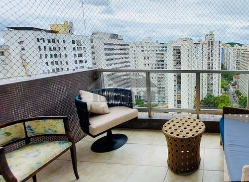 Apartamento, código 5456 em Guarujá, bairro Centro