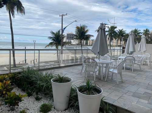 Apartamento, código 5462 em Guarujá, bairro Praia das Asturias