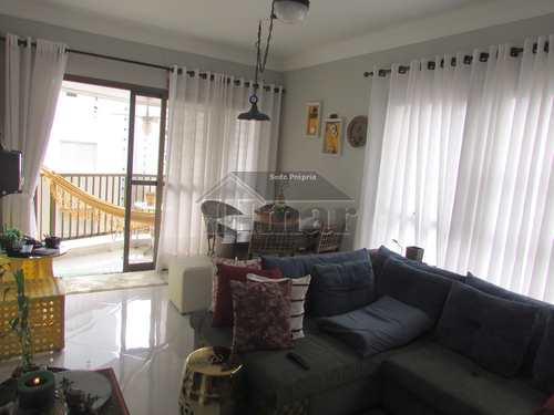 Apartamento, código 5466 em Guarujá, bairro Praia de Pitangueiras
