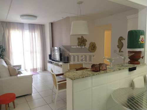 Apartamento, código 5470 em Guarujá, bairro Praia de Pitangueiras