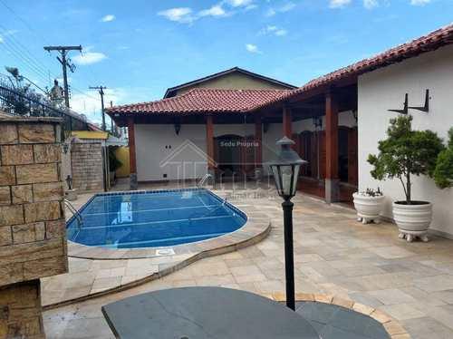 Casa, código 5516 em Guarujá, bairro Balneário Cidade Atlântica