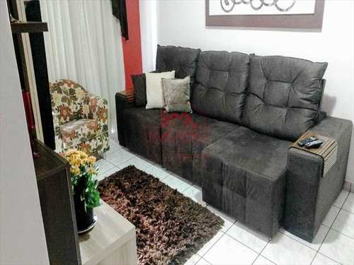 Apartamento, código 1266 em Praia Grande, bairro Ocian