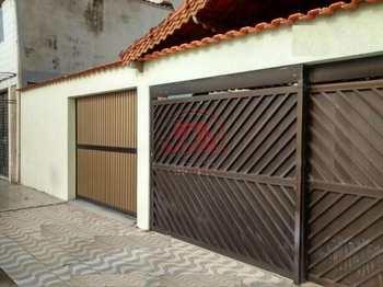 Casa, código 1021 em Praia Grande, bairro Nova Mirim