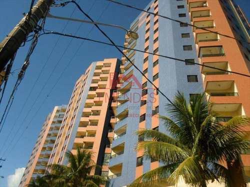 Apartamento, código 670 em Praia Grande, bairro Aviação