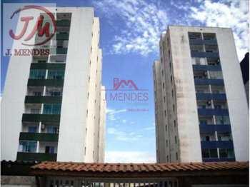 Apartamento, código 621 em Praia Grande, bairro Canto do Forte