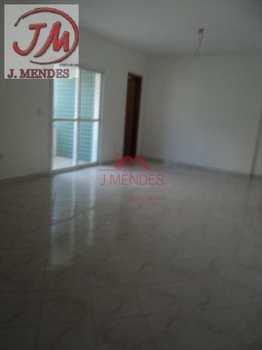 Apartamento, código 580 em Praia Grande, bairro Guilhermina