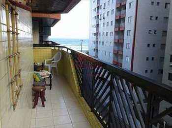 Apartamento, código 501 em Praia Grande, bairro Aviação