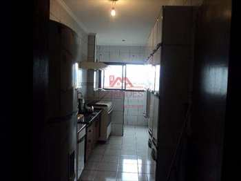 Apartamento, código 417 em Praia Grande, bairro Ocian