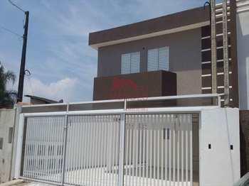 Casa, código 210 em Praia Grande, bairro Sítio do Campo