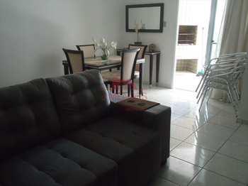 Apartamento, código 140 em Praia Grande, bairro Aviação