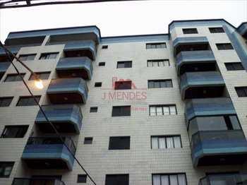 Apartamento, código 98 em Praia Grande, bairro Mirim