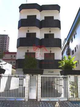 Apartamento, código 1407 em Praia Grande, bairro Aviação