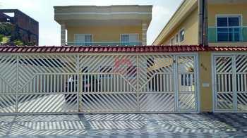 Sobrado de Condomínio, código 1443 em Praia Grande, bairro Nova Mirim
