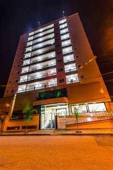 Apartamento, código 1675 em Praia Grande, bairro Guilhermina