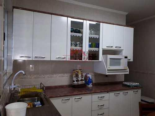 Apartamento, código 1723 em Praia Grande, bairro Tupi