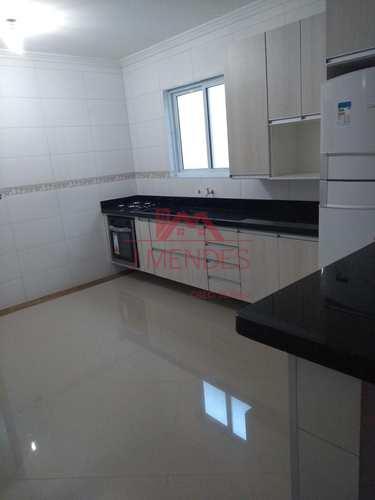 Casa, código 1799 em Praia Grande, bairro Nova Mirim