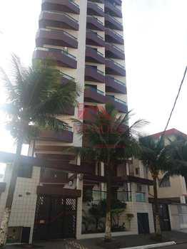 Apartamento, código 2002 em Praia Grande, bairro Mirim