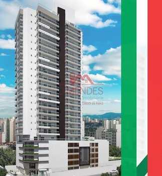 Apartamento, código 2057 em Praia Grande, bairro Guilhermina